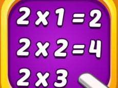 Multiplication Kids - Math Multiplication Tables