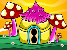 Mushroom Land Escape