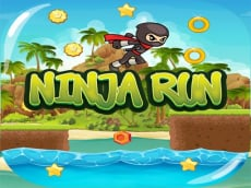 Ninja Kid Run Online