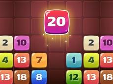 Number Merge 2048