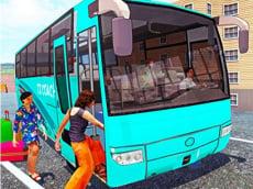 Off Road bus Transport Driver: Tourist Coach Sim