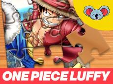 One Piece Luffy Jigsaw Puzzle