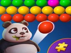 Panda Bubble Shooter game free
