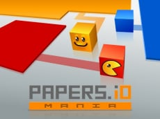 Papers io Mania