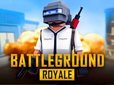 Pixel's Unknown Battlegrounds Online