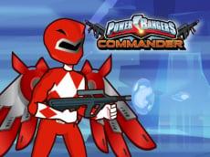 Power Rangers Commander