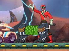 Power Rangers Space Miner