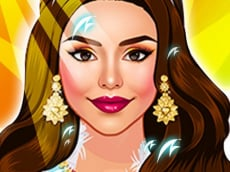 Princess Dressing Models - Game for girls
