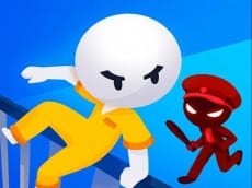 Prison Escape 3D - Stickman Action & Puzzle Game