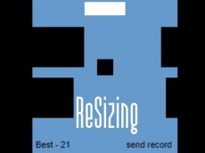 ReSizing - timekiller game