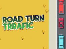 Road Turn Trrafic