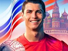 Ronaldo Kick Run