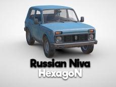Russian Niva - Hexagon