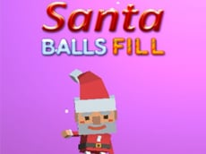 Santa Balls Fill