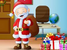 Santa's Deers Match 3