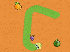 Snake Want Fruits
