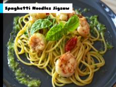 Spaghetti Noodles Jigsaw