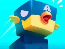 Square Hero Bird