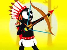 Stickman Destruction Warrior