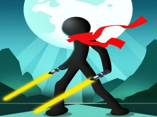 Stickman Fighter Clash