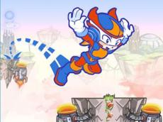 Super Kid jump