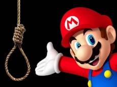 Super Mario Hangman