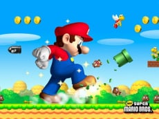 Super Mario Jigsaw Puzzle