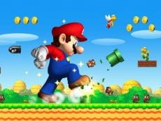 Super Mario Rescue - Pull the pin game