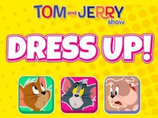 The Tom and Jerry Show Dress Up