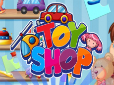 Toy Shop Jigsaw Puzzle
