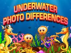 Underwater Photo Differences