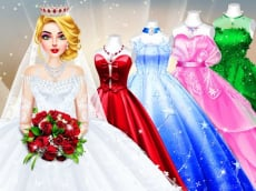Wedding Dress up Girls Games
