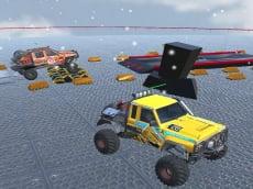 Xtreme Offroad Truck 4x4 Demolition Derby 2020