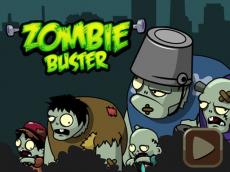 Zombie Buster - Fullscreen HD